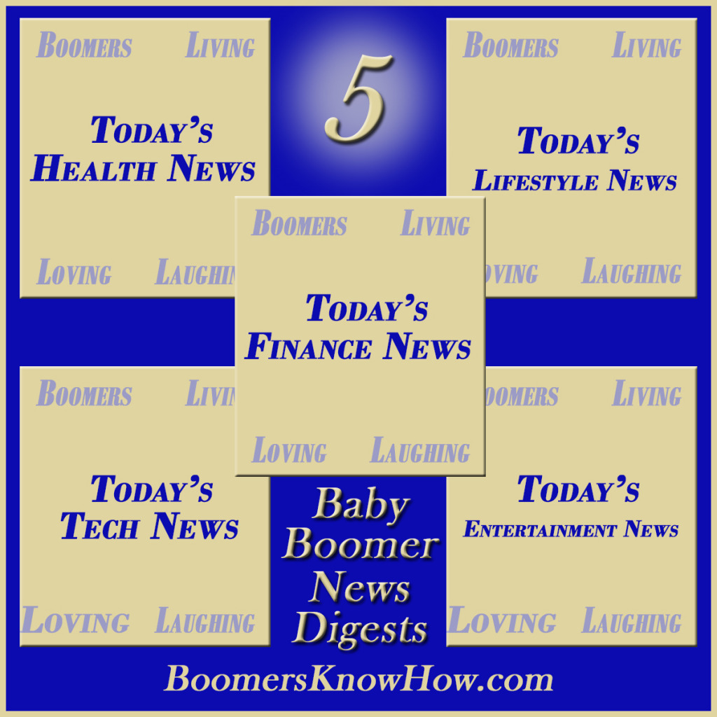 Baby Boomers News Digests