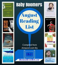 August Reading List