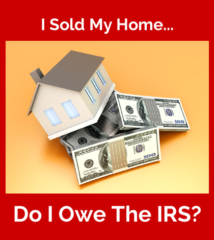 I Sold My Home