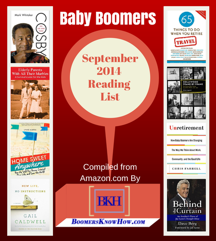 Sept 2014 Reading List