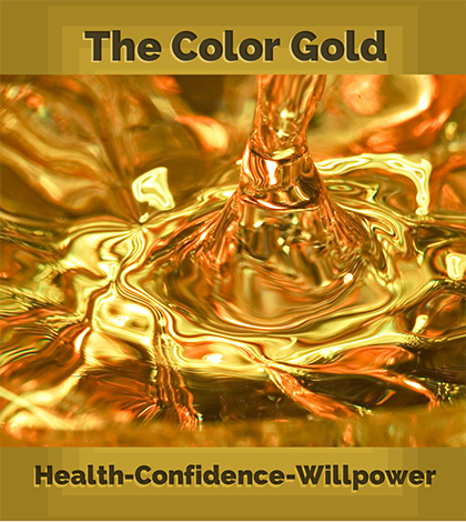The Color Gold - color symbolism