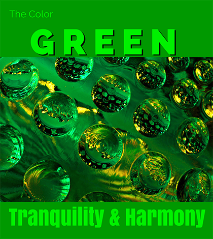 The Color Green - color symbolism