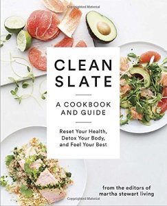 Clean Slate Cookbook